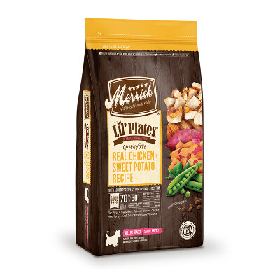 buy Merrick-Small-Breed-Chicken-and-Sweet-Potato-Dry-Dog-Food