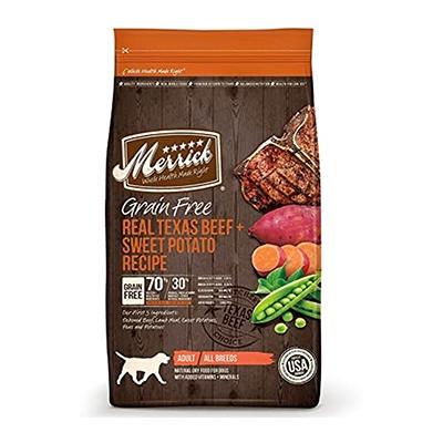 buy Merrick-Texas-Beef-and-Sweet-Potato-Dry-Dog-Food