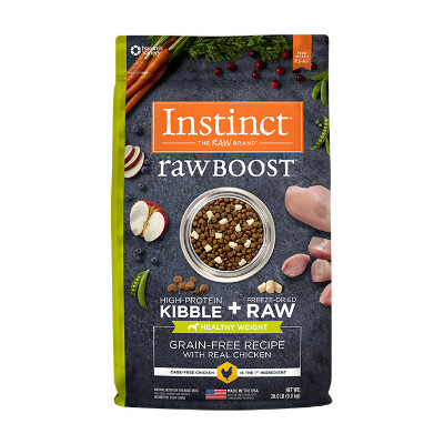 buy Natures-Variety-Instinct-Healthy-Weight-Chicken-Dog-Food