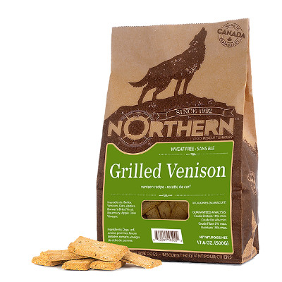 buy Northern-Biscuit-Canadian-Dog-Treats-Grilled-Venison