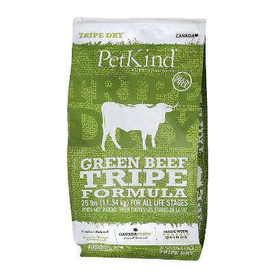 buy PetKind-Green-Beef-Tripe-Dry-Dog-Food