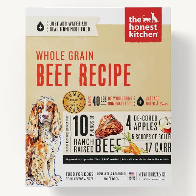 buy The-Honest-Kitchen-Beef-Whole-Grain-Dog-Food