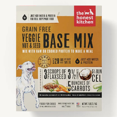 buy The-Honest-Kitchen-Dog-Food-Grain-Free-Fruit-And-Vegetables-Nuts-And-Seeds