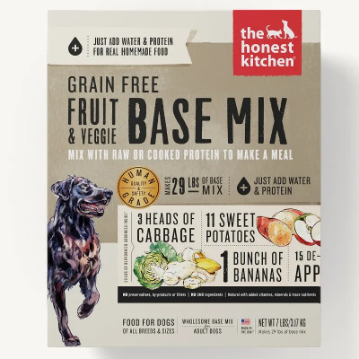 buy The-Honest-Kitchen-Dog-Food-Grain-Free-Fruit-And-Veggie-Mix