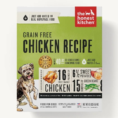 Buy The honest kitchen grain free dog food