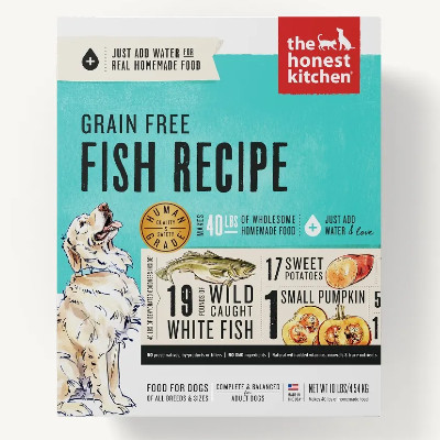 Buy The Honest Kitchen Grain Free Fish Dog Food