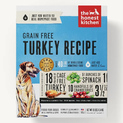 Buy The Honest Kitchen Grain Free Turkey Dog Food