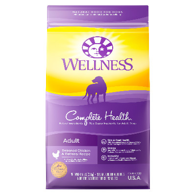 Buy Wellness Complete Health Dog Food Chicken