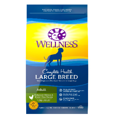 Buy Wellness Complete Health Large Breed Adult Dog Food