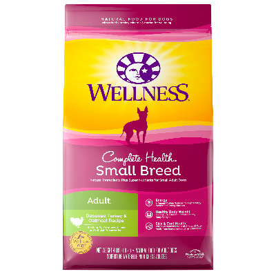 Buy - Wellness Complete Health Small Breed Dog Food - Turkey