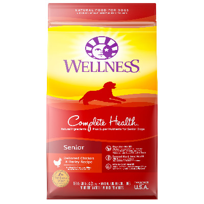 Buy Wellness Complete Senior Dog Food