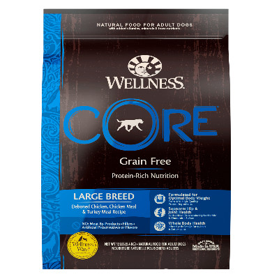 Buy Wellness Core Simple Solutions Large Breed Dog Food