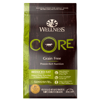 Buy Wellness Core Reduced Fat Dog Food