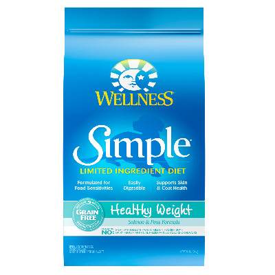 Buy Wellness Core Simple Solutions Healthy Weight Diet and Weight Management Dog Food