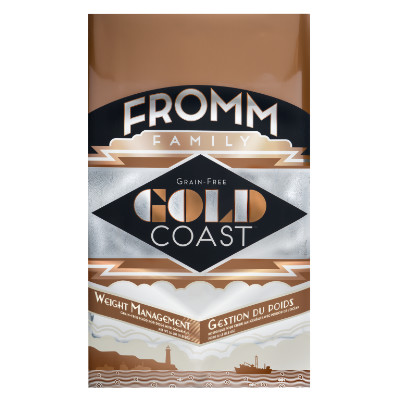 buy fromm-grain-free-gold-coast-weight-management-dog-food