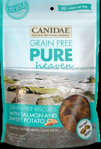 CANIDAE Grain Free Pure Heaven Biscuits for Dogs