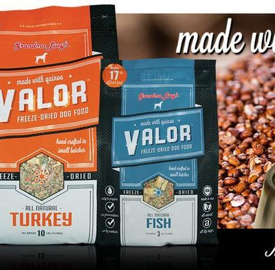 GRANDMA LUCY'S Valor - Gluten Free Dog Food