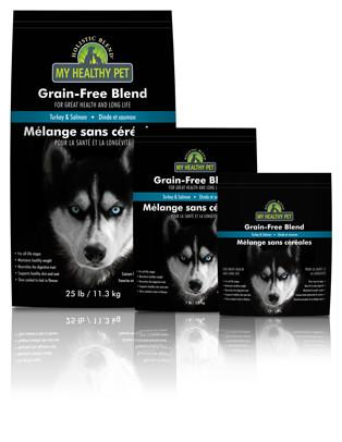 HOLISTIC BLEND Grain Free Dog Food for All Life Stages