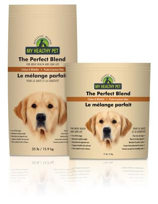 HOLISTIC BLEND Premium Dog Food - Chicken and Whitefish for All Life Stages