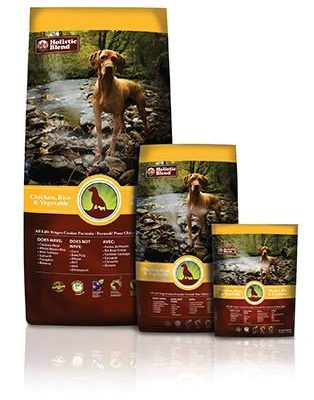 HOLISTIC BLEND Super Premium Dog Food for All Life Stages