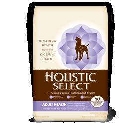 HOLISTIC SELECT Adult Dog Food - Chicken