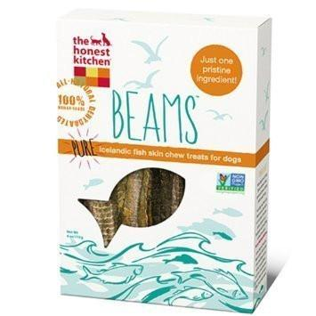 "HONEST KITCHEN (THE) ""Beams"" Pure Icelandic Catfish Skin Treats"