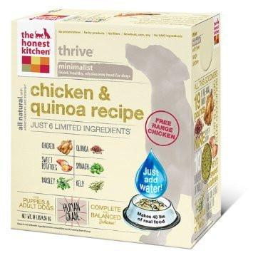 "HONEST KITCHEN (THE) ""Thrive"" Chicken and Gluten Free Dog Food for All Life Stages"