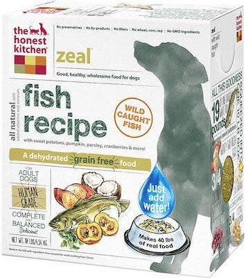 "HONEST KITCHEN (THE) ""Zeal"" Fish and Grain Free Dog Food for All Life Stages"