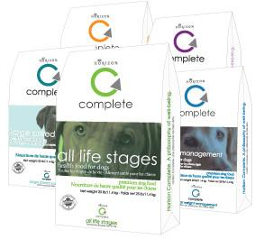 HORIZON Complete Diet Dog Food for All Life Stages