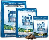 NATURAL BALANCE Original Ultra Premium Dog Food for ALL LIFE STAGES