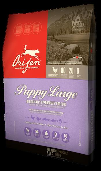 ORIJEN Large Breed Puppy Food