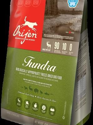 ORIJEN Tundra Dog Food - Freeze DRIED