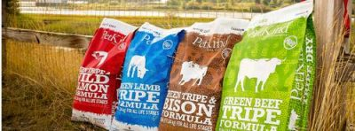 PetKind Dry Dog Food (Green Tripe / Lamb / Bison / Salmon) for All Life Stages
