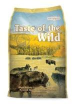 TASTE OF THE WILD High Prairie Dog Food (Grain Free) for All Life Stages