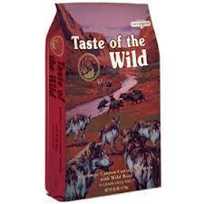 TASTE OF THE WILD Southwest Canyon Wild Boar Dog Food (Grain Free) for All Life Stages