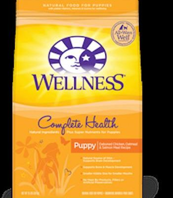 WELLNESS COMPLETE HEALTH Puppy Dry Dog Food