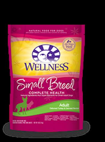 WELLNESS COMPLETE HEALTH Small Breed Adult Dog Food - Complete Health Dry Dog Food
