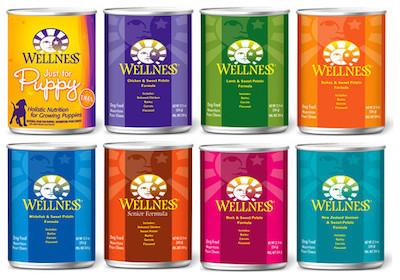 WELLNESS COMPLETE HEALTH Wet Dog Food (Sold by the Case) - All Flavours/All Sizes for All Life Stages