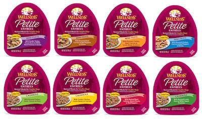 WELLNESS PETITE ENTRÉES Canned Dog Food for All Life Stages - Grain Free