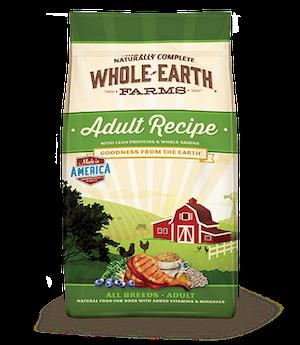 WHOLE EARTH FARMS Adult Dog Food by Merrick