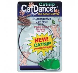 CAT DANCER - Cat Toys - Original / Compleat / Charmer Wand Toy / Ring Tail / Whisker Chaser / Bowtie Chaser