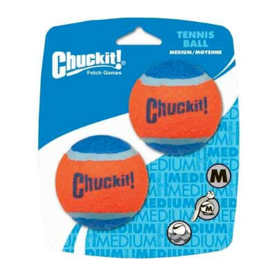 buy Chuck-It-Tennis-Balls-by-Canine-Hardware-Toys-For-Dogs