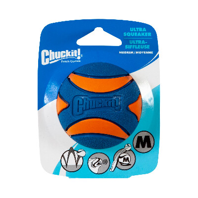 buy Chuck-It-Ultra-Squeaker-Balls-Toys-For-Dogs