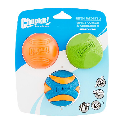 buy Chuckit-Fetch-Medley-3-Pack-Toys-For-Dogs