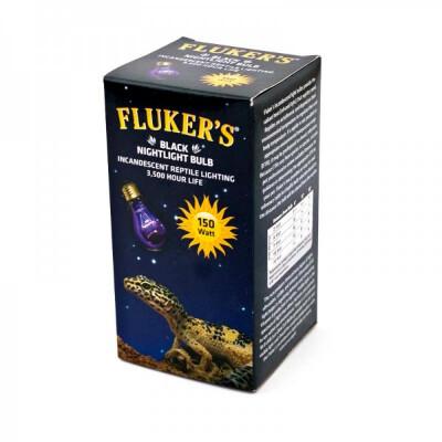 buy Flukers-Black-Nightlight-Bulb-Lighting