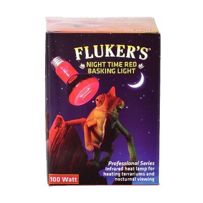buy Flukers-Red-Spotlight-Bulb-Lighting