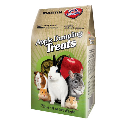 Buy Martin Mills Apple Dumpling Rabbit Treat