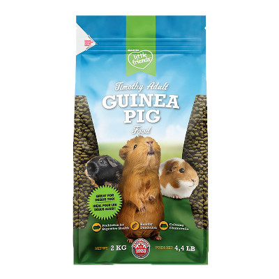 Buy Martin Mills Little Friends Extruded Guinea Pig Timothy Food