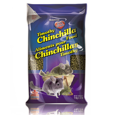 Buy Martin Mills Little Friends Extruded Timothy Chinchilla Food