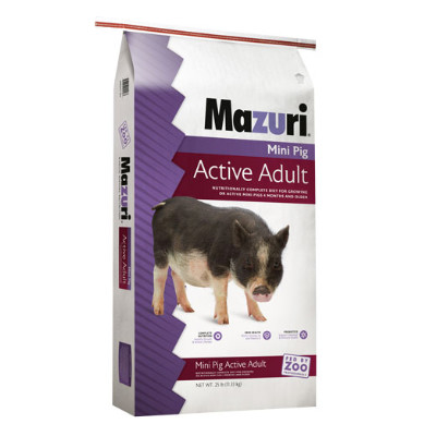 Buy Mazuri Small Animal Food Mini Pig Active